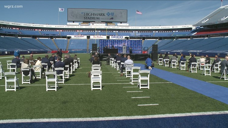 D'Youville College to hold spring commencement at Bills' stadium