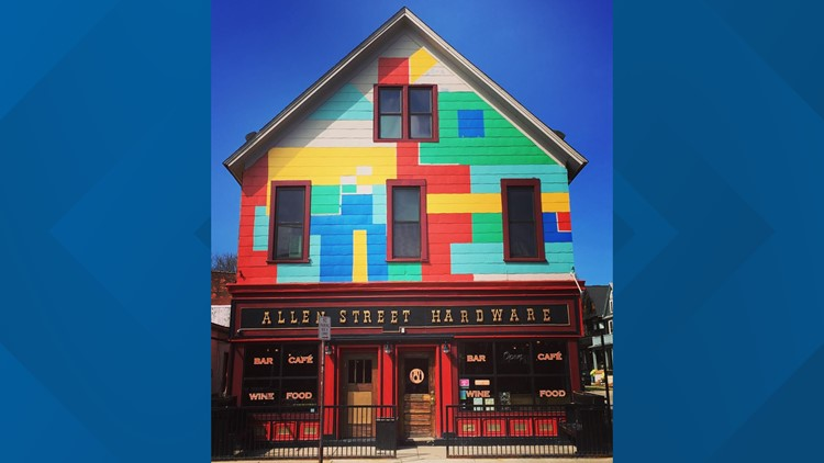 Allen Street Hardware Cafe