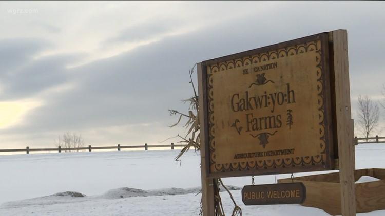 2 the Outdoors: Gakwi:yo:h Farms