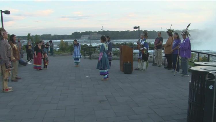 Niagara Falls Indigenous Peoples weekend now underway