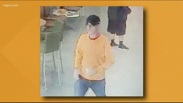 West Seneca Police seek help in finding robbery suspect