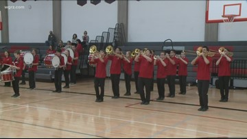 Lancaster Marching Band raises enough money to get to Hawaii