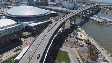 Cuomo Now on Board with Buffalo Skyway Removal