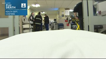Child Dies Of Pediatric Flu In Erie County