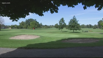 Buffalo Golf Courses Get Opening Dates
