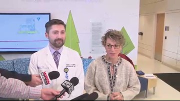 Health officials discuss RSV cases in WNY