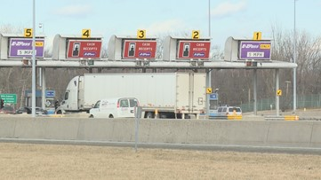 NYS tolls not collecting cash due to coronavirus concerns; motorists will be billed