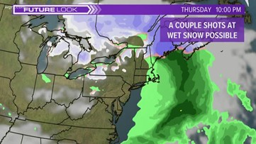 Storm Team 2 Heather Waldman Has Your Early Evening Forecast For April 6, 2020