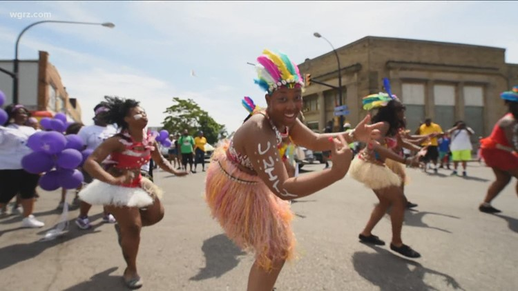 What Juneteenth means to Buffalo's Black community