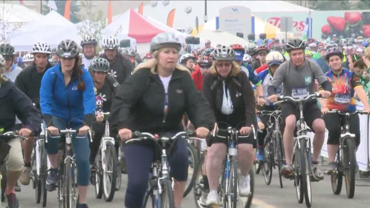 Ride for Roswell matches annual fundraising record of $5.5M