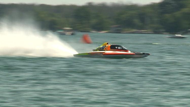 Gratwick Park hosts 80th 'Thunder on the Niagara' | wgrz com