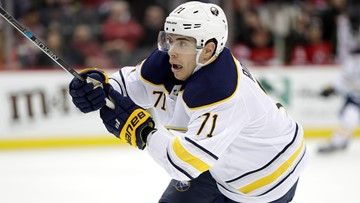 Sabres' Rodrigues gets one-year, $2 million contract