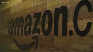 Amazon is coming to NYS
