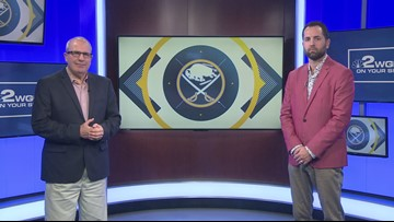 Two on Your Side's Stu Boyar and Jay Skurski from the Buffalo News on the Sabres coaching search.