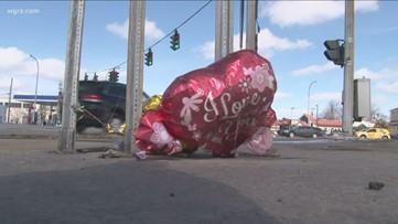 Vigil held for couple killed in car crash