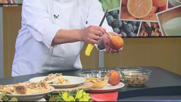 Chef Binks: Sweet and Savory Peach Recipes