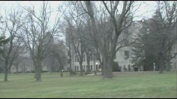 Students evacuated from Niagara University Monday evening