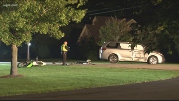 One Person Dead After Motorcycle Crash