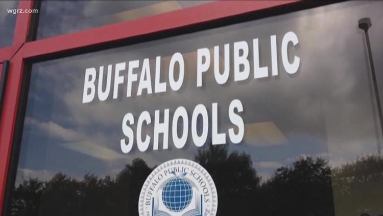 Buffalo schools open with laptop shortage