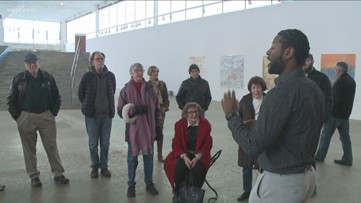 Accessible art through conversations at Albright-Knox Sunday Insights series