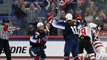 NHL adds women's game to All Star festivities