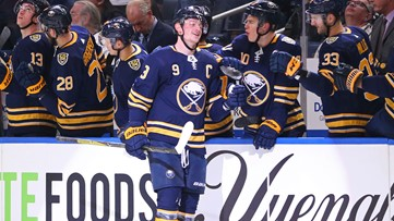 Kahun scores shootout goal in Sabres 3-2 win over Capitals