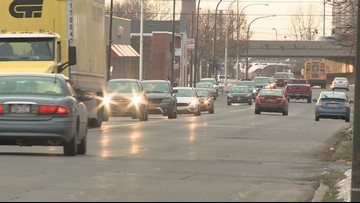 Lackawanna woman wants crosswalks added to Ridge Road