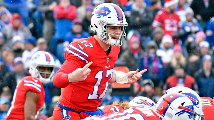 Game Day Blog: Bills defeat Lions, 14-13