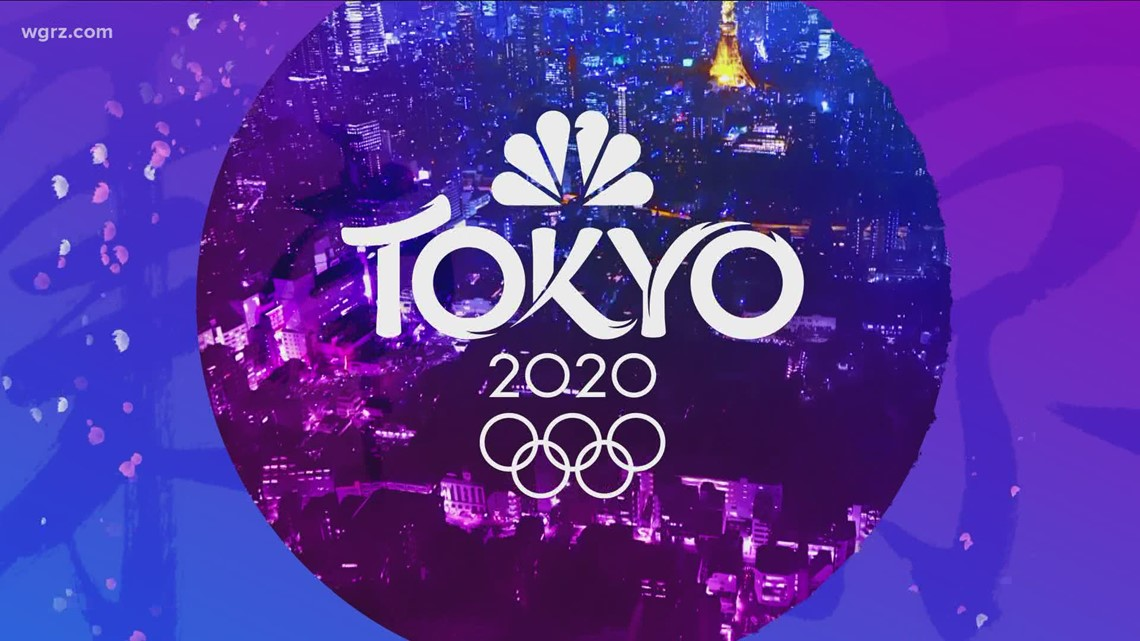 WNY athletes prep for gold in Tokyo