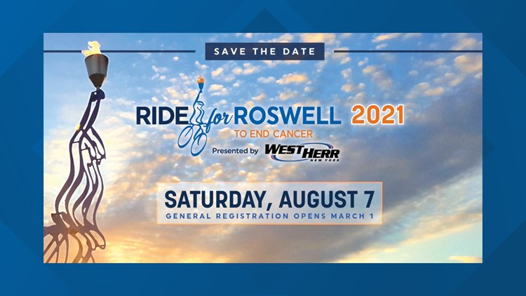 Ride for Roswell 2021 registration now open