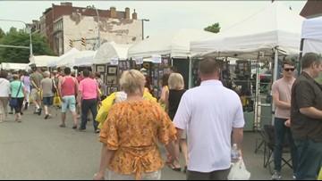 Health Violations At Allentown Art Festival