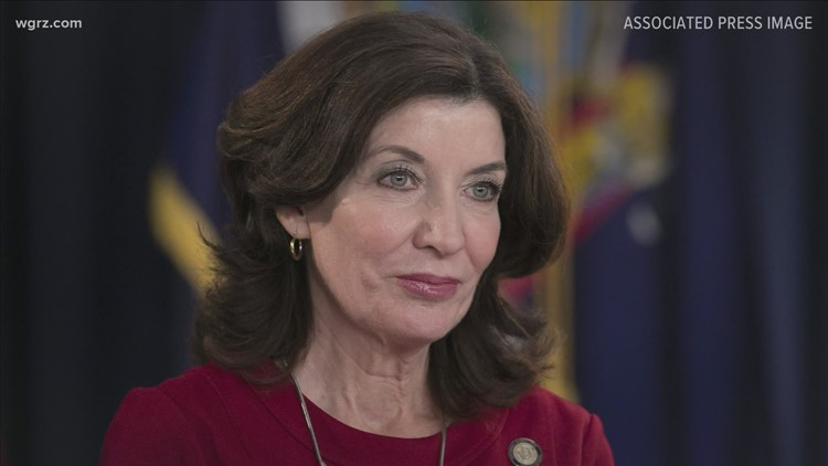 Driving four hours to get answers from New York State Lieutenant Governor Kathy Hochul