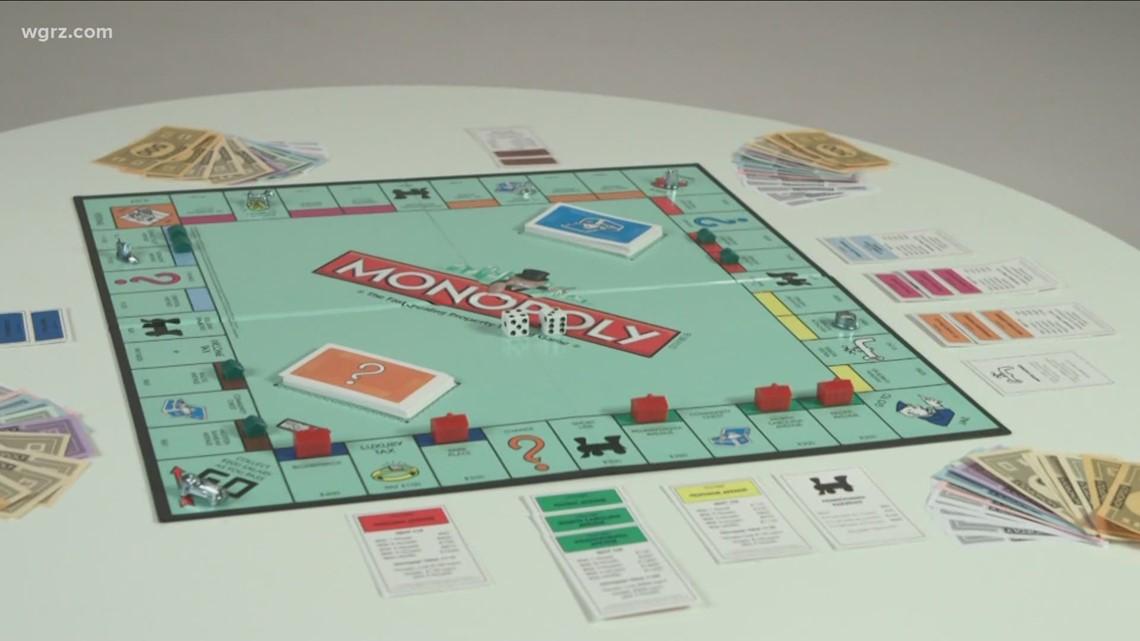 Most Buffalo: 'Monopoly Game, Buffalo version'
