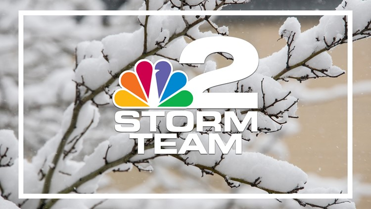Lake effect snow will impact Wednesday commutes