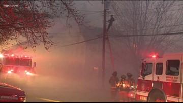 Crews Responding to Cheektowaga Fire