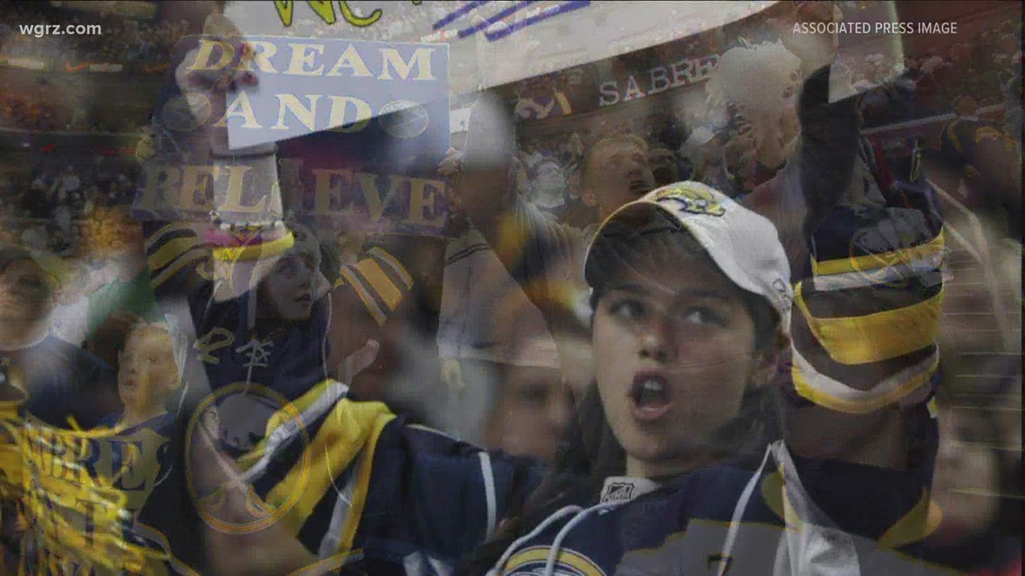 Sabres games with fans starting March 20