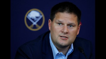 Sabres seem in no hurry to hire head coach