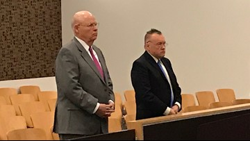 Erie County Sheriff's Deputy arraigned on charge of promoting prostitution of his wife