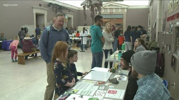Engineers will be celebrated all week at Buffalo Museum of Science