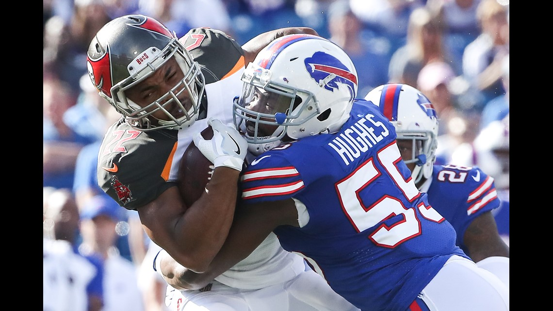 Going into camp, Bills edge rushers have questions to answer