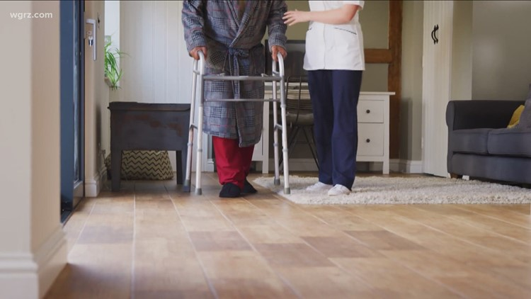 Nursing home visitation resumes today, new state guidelines go into effect