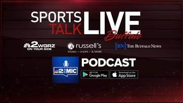 Sports Talk Live Buffalo now available via podcast