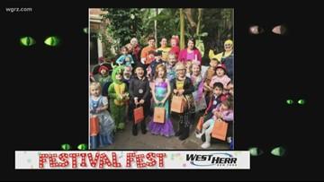 Festival Fest: Spooky edition