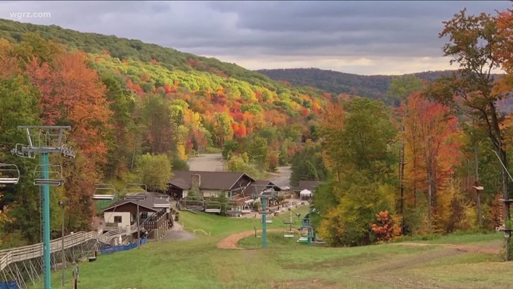 After year away, Ellicottville Fall Festival returns this weekend
