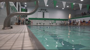 Lake Shore High honors beloved coach with diving invitational
