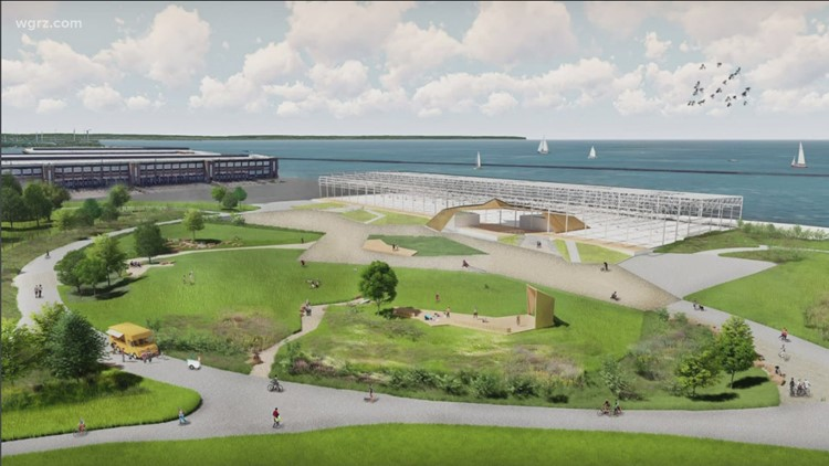 City reviewing plans for Outer Harbor amphitheater that could host up to 8,000
