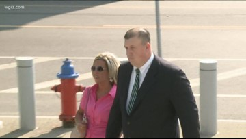 Buffalo Police Officer on trial for the second time