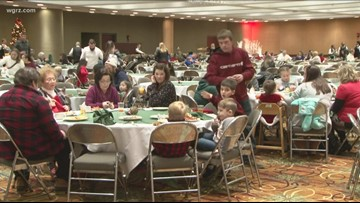 Festival of Trees returns to Buffalo with black tie event