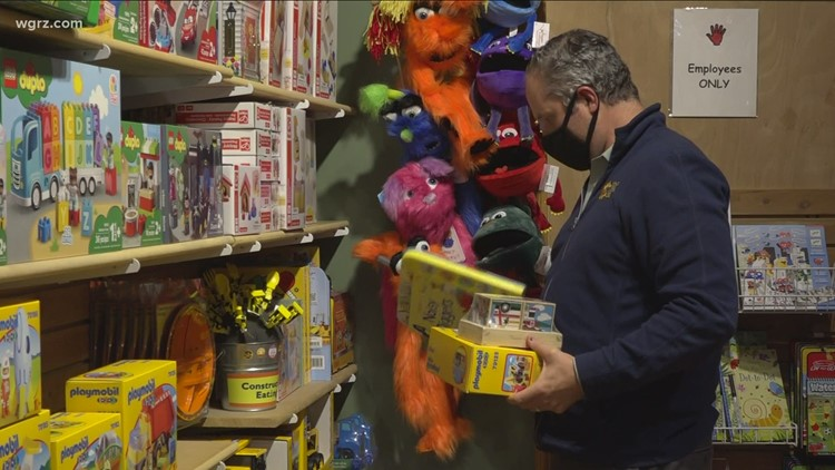 Expect toy shortages this holiday shopping season