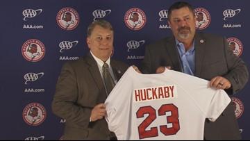 Buffalo, meet Ken Huckaby, the Bisons' new manager